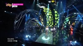the first snow's falling (141206 music core) - sonnet son