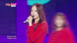 up & down (141206 music core) - exid
