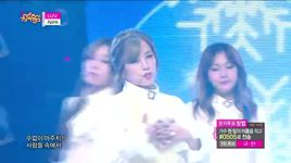 luv (141206 music core) - a pink