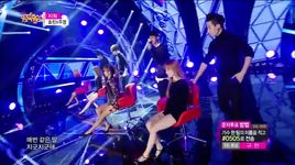 erase (141206 music core) - hyolyn, joo young