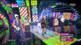 snow love (141206 music core) - yery band