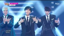 the real one (141206 music core) - boys republic