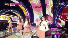 candy jelly love (141206 music core) - lovelyz