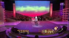 warm goodbye (141124 gayo stage) - johnny lee