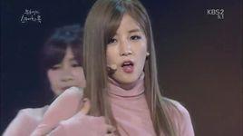 luv (141128 yoo hee yeol's sketchbook) - a pink