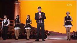saddness of a tourist (141201 gayo stage) - hyun chul