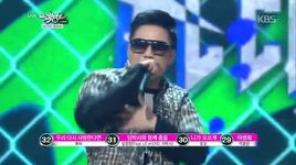zombie killer (141205 music bank) - t.l crow