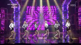 sticky sticky (141205 music bank) - hello venus