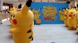 pikachu mua tap the sieu de thuong - v.a