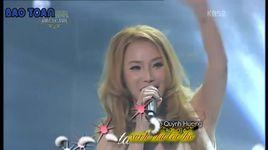 hoang mang (vietsub, kara) - davichi, ho quynh huong