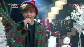 you can cry (141212 music bank) - btob