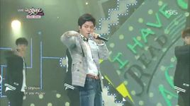 heartthrob (141212 music bank) - dang cap nhat