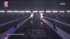 addiction (141207 korean music wave in beijing) - tasty