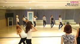 short hair (dance practice) (eye mirror version) - aoa
