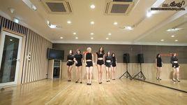 like a cat (dance practice) (0.8 version) - aoa