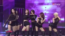 like a cat (141128 simply kpop) - aoa