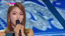 cheer up (141213 music core) - hong jin young