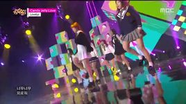 candy jelly love (141213 music core) - lovelyz