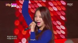 up & down (141213 music core) - exid