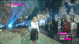 the first snow's falling (141213 music core) - sonnet son
