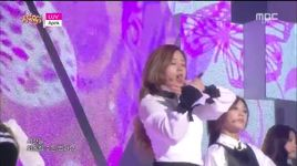 luv (141213 music core) - a pink