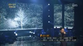 love can not be made (141220 immortal song 2) - jk kim dong wook