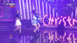 whatcha doin' today (141219 music bank) - 4minute