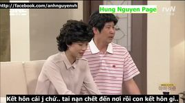 snl korea: thien thach may man - v.a