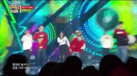 best girl (141220 music core) - ulala session