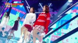 candy jelly love (141220 music core) - lovelyz