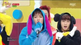 the winter's tale (141220 music core) - btob