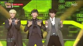the real one (141220 music core) - boys republic