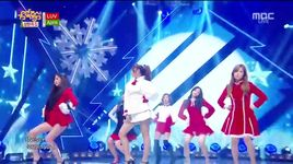 luv (141220 music core) - a pink
