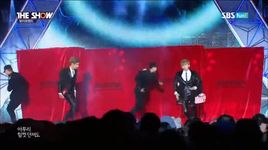 witch (141223 the show) - boyfriend