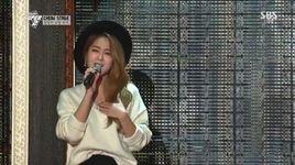 some (sbs gayo daejun 2014) - soyou, sung gyu (infinite), sung jae (btob), junggigo