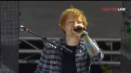 rock in rio 2014 - ed sheeran