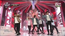 just one day & war of hormone (141225 m countdown) - bts (bangtan boys)