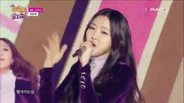 mr. chu (141227 music core) - a pink