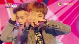 good luck (141227 music core) - beast