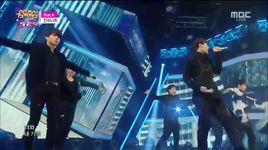 back (141227 music core) - infinite
