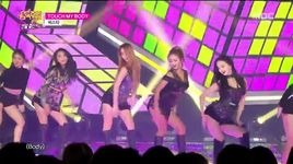 touch my body (141227 music core) - sistar
