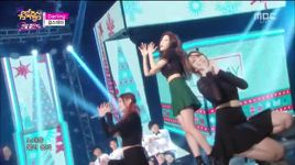 darling (141227 music core) - girl's day