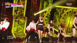 don't touch me (141227 music core) - ailee