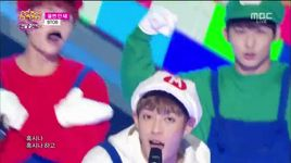 the winter's tale (141227 music core) - btob