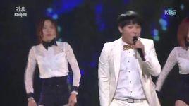 open the door & shall we dance (kbs gayo daejun 2014) - lim chang jung, yura (girl's day)