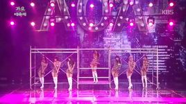 like a star (kbs gayo daejun 2014) - aoa