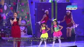 all i want for chistmas is you (141221 open concert) - so hyang