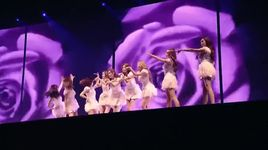 flower power (japan 3rd tour love & peace) - snsd
