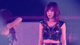 lips (japan 3rd tour love & peace) - snsd