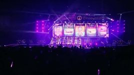 genie (japanese version) (japan 3rd tour love & peace) - snsd